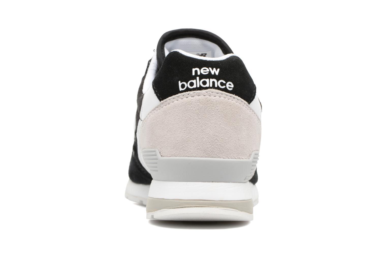 Deportivas New Balance MRL996 Negro vista lateral derecha