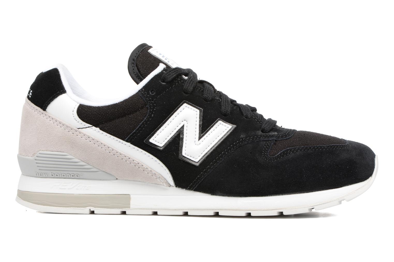 Sneaker New Balance MRL996 schwarz ansicht von hinten
