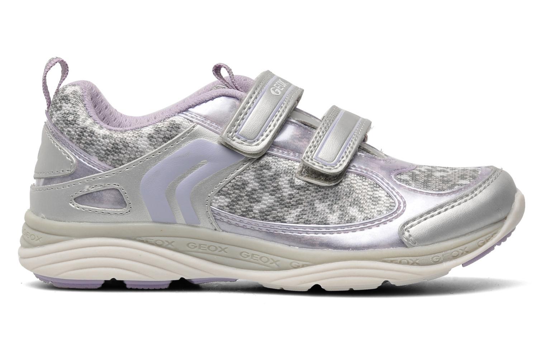 Sneaker Geox J EMY B grau ansicht von links