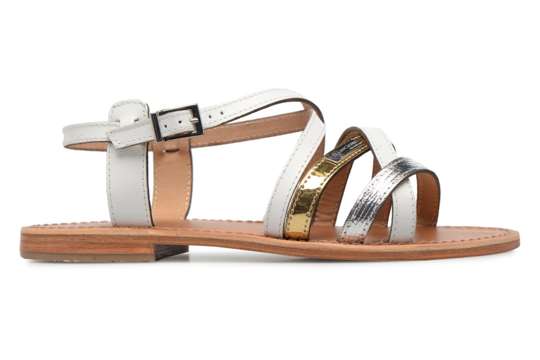 Sandali e scarpe aperte Les Tropéziennes par M Belarbi Hapax Bianco immagine posteriore