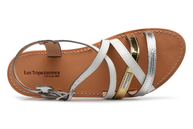 Sandali e scarpe aperte Les Tropéziennes par M Belarbi Hapax Bianco immagine sinistra
