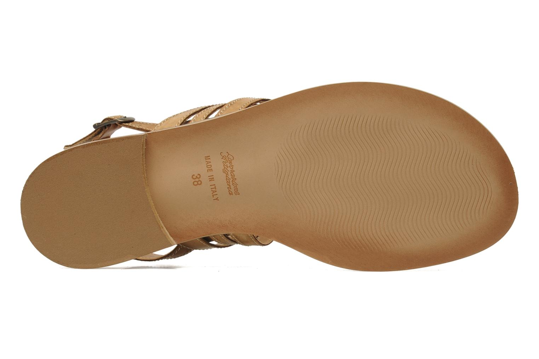 Sandalen Samoa Montilla Beige boven