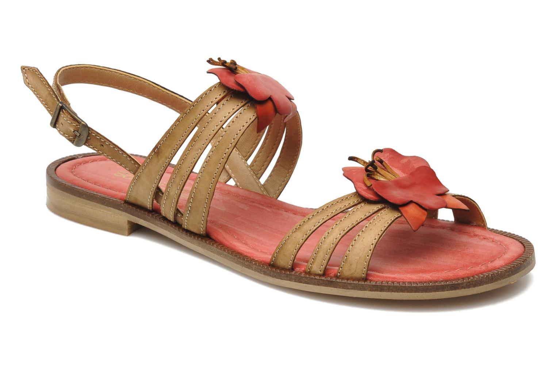 Sandalen Samoa Montilla Beige detail