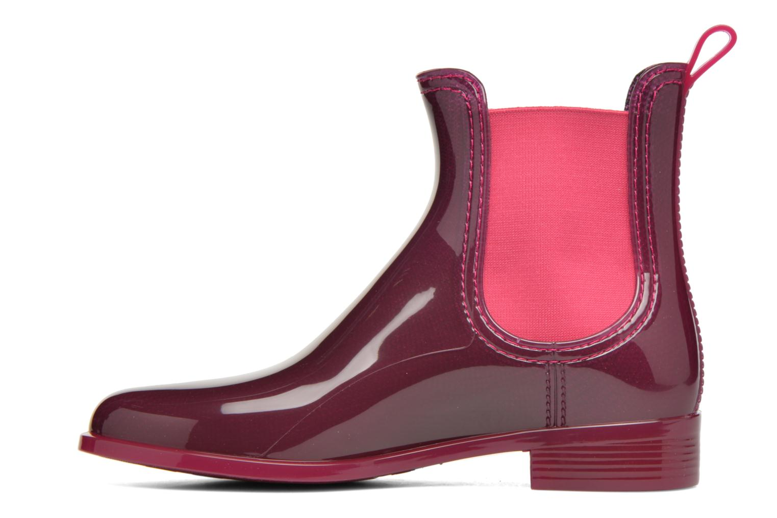 Ankle boots Lemon Jelly Pisa Purple front view