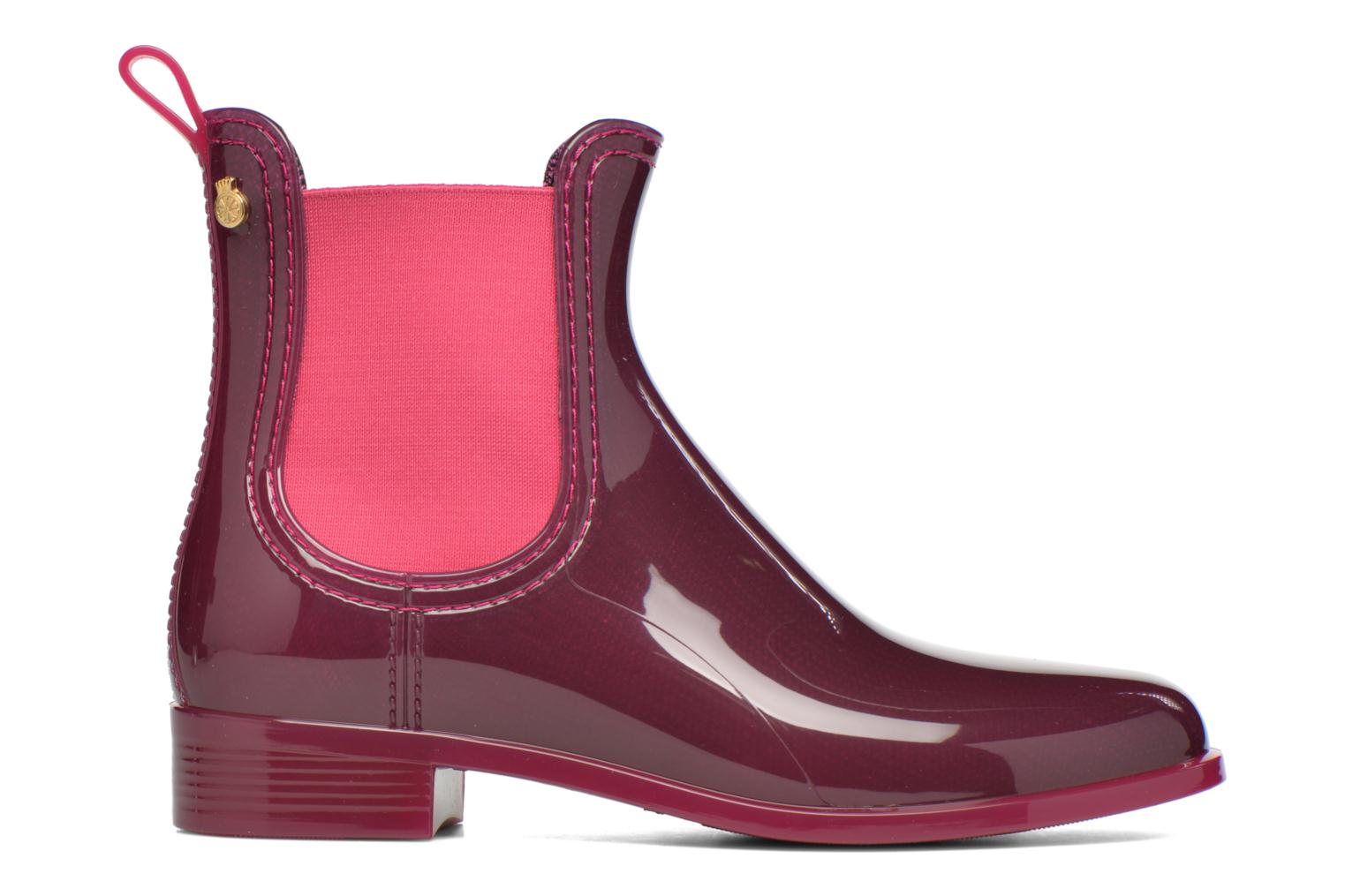 Ankle boots Lemon Jelly Pisa Purple back view