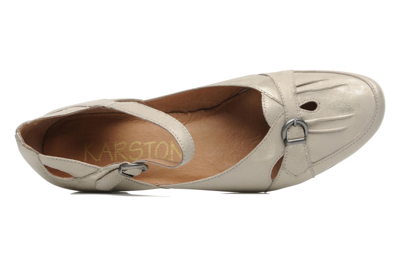 Ballerina's Karston Cepi Beige links