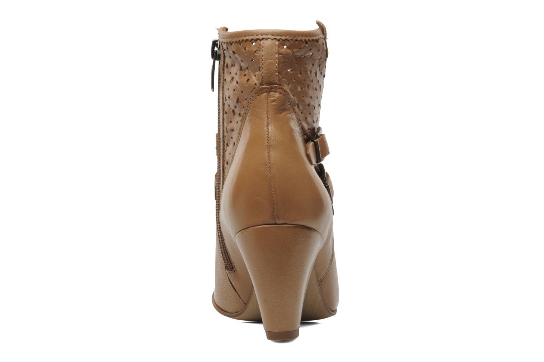 Boots en enkellaarsjes Karston Glaxel Beige rechts