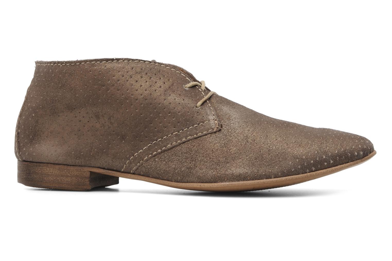 Chaussures à lacets Karston Jolin Or et bronze vue derrière