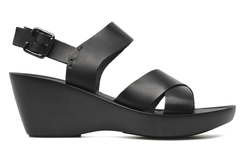Sandales et nu-pieds Elizabeth Stuart Solen 421 Noir vue derrière