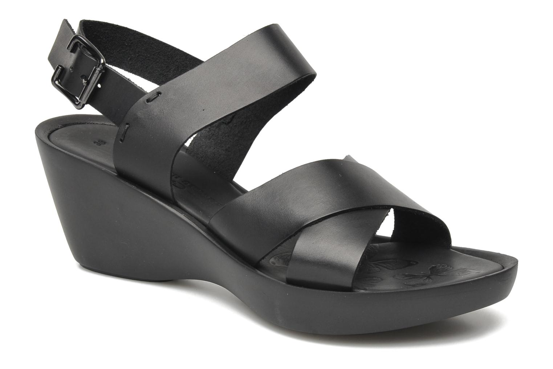 Sandales et nu-pieds Elizabeth Stuart Solen 421 Noir vue détail/paire
