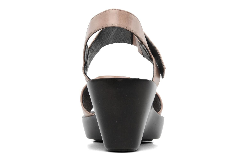 Sandales et nu-pieds Elizabeth Stuart Sonate 304 Rose vue droite