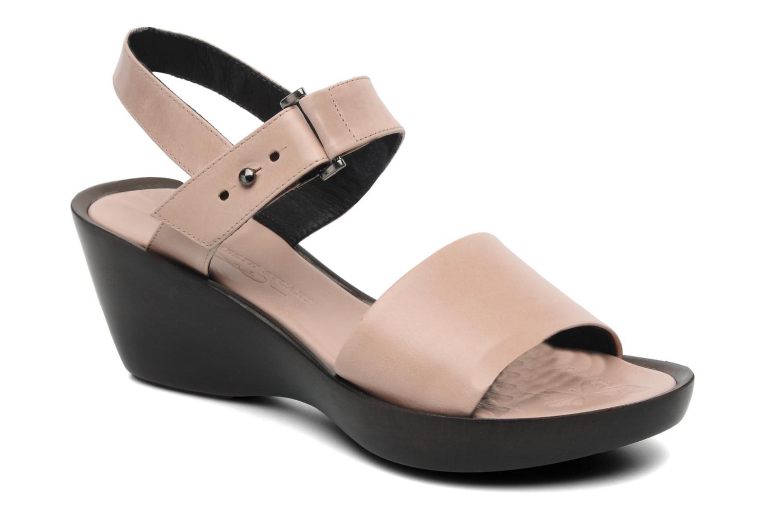 Sandales et nu-pieds Elizabeth Stuart Sonate 304 Rose vue détail/paire