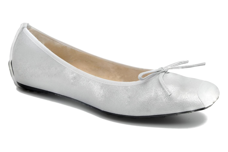 Ballerinas Elizabeth Stuart Lacq 415 silber detaillierte ansicht/modell