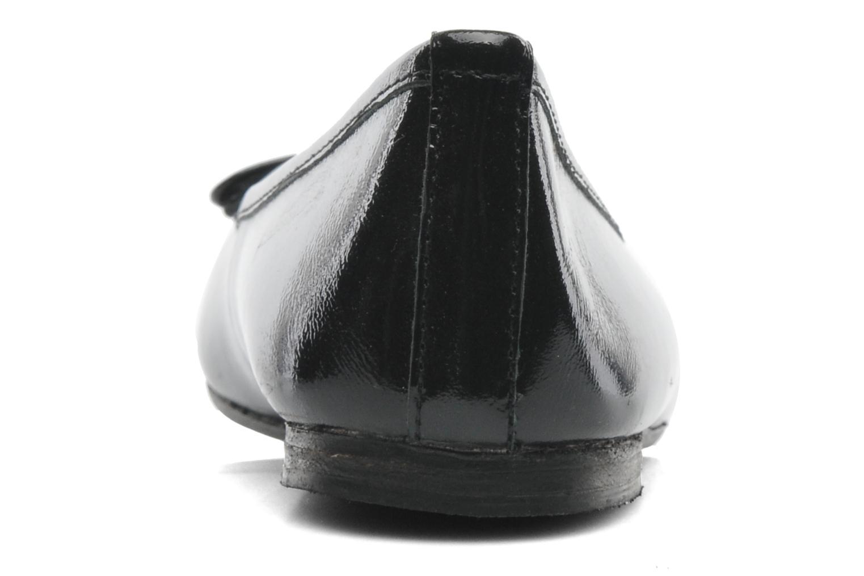 Ballerines Elizabeth Stuart Cesarine 655 Noir vue droite