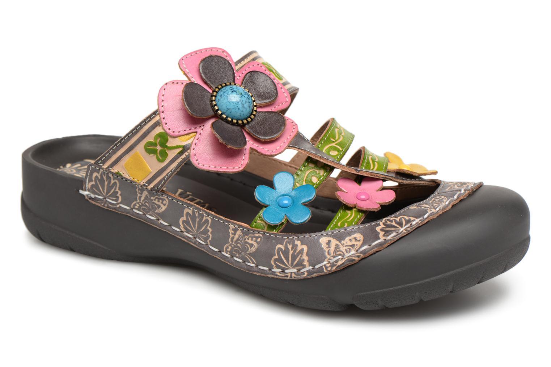 Zapatos promocionales Laura Vita Phenix (Gris) - Zuecos   Venta de liquidación de temporada