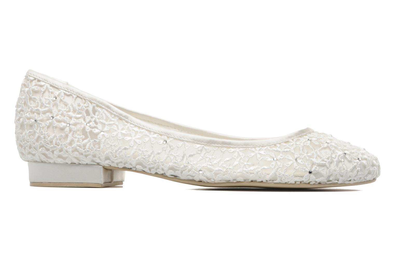 Ballerina's Menbur Manderley Wit achterkant