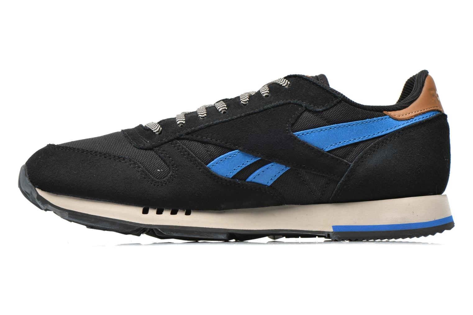 Sneakers Reebok Classic Leather Utility Blauw voorkant