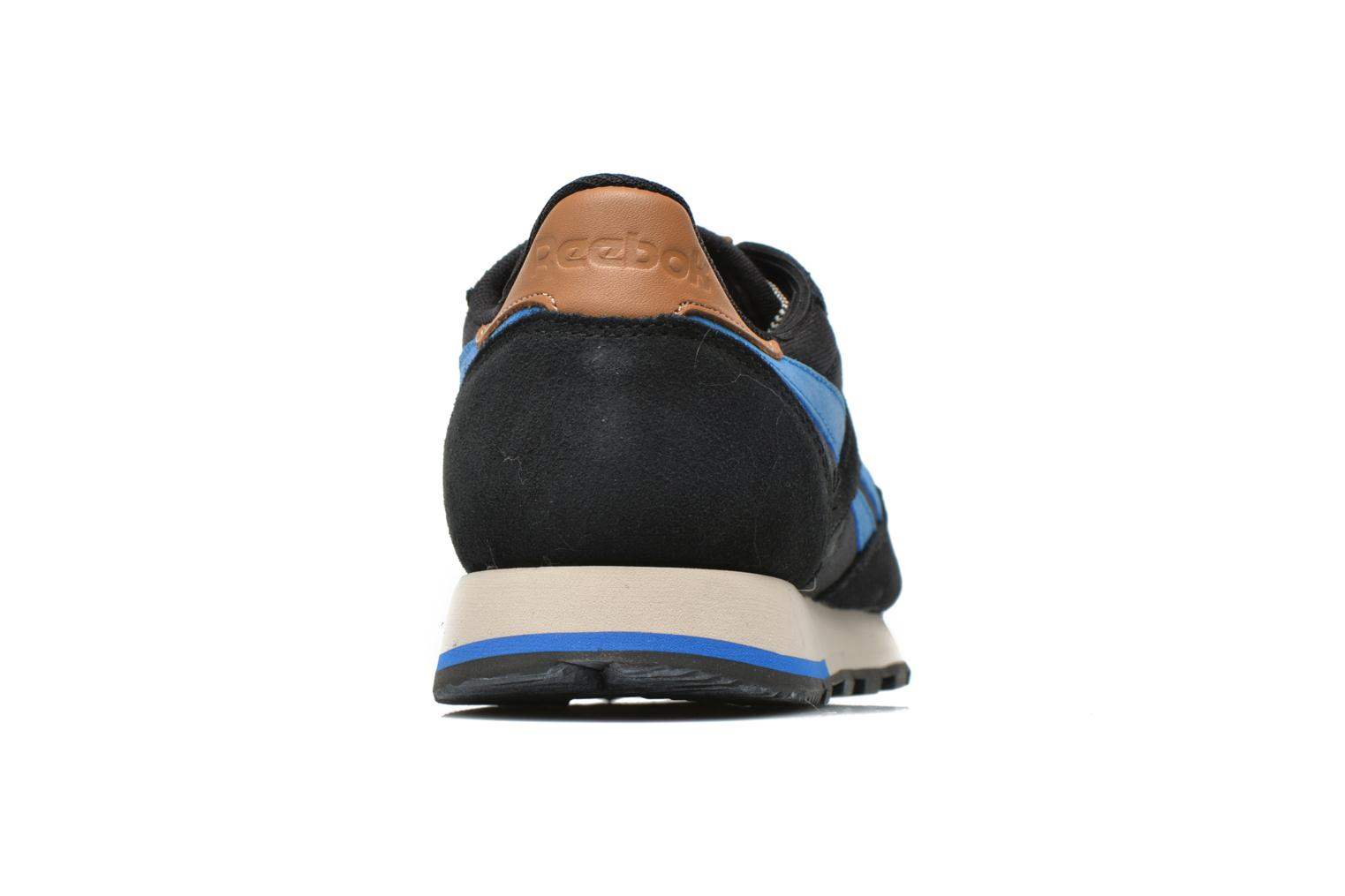 Sneakers Reebok Classic Leather Utility Blauw rechts