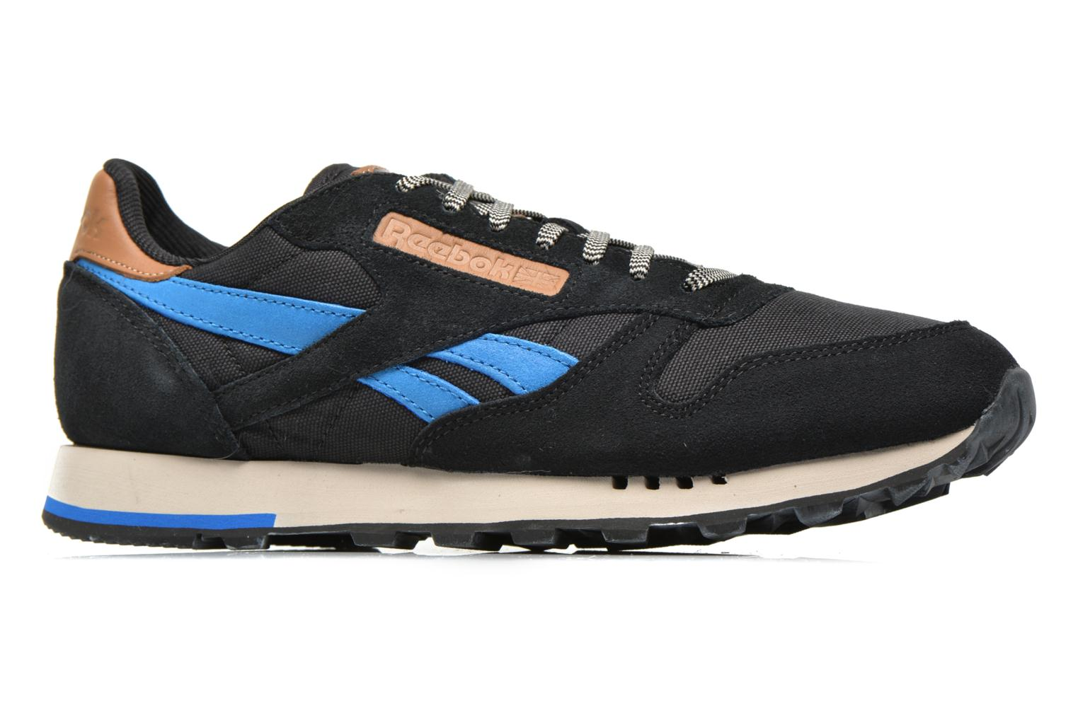 Sneakers Reebok Classic Leather Utility Blauw achterkant