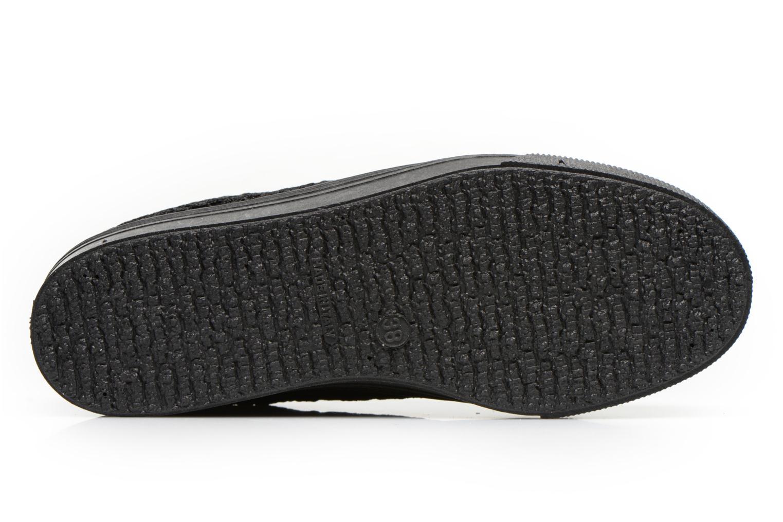 Sneakers No Box Alma Zwart boven