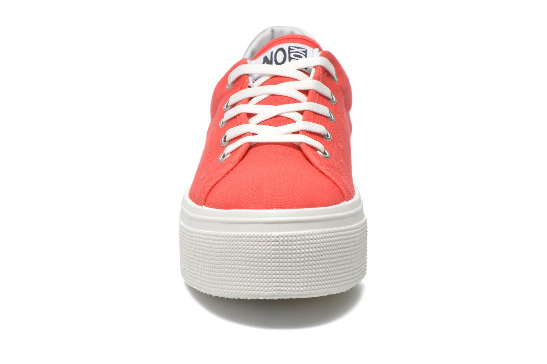Baskets No Box Alma Rouge vue portées chaussures