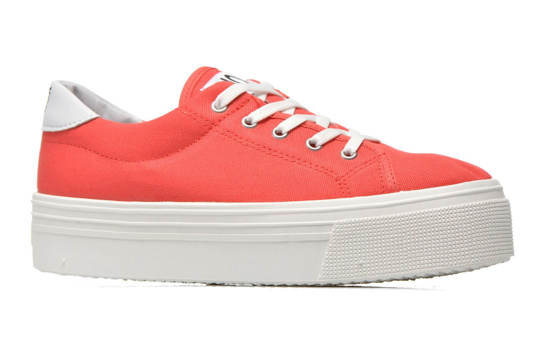 Sneaker No Box Alma rot ansicht von hinten