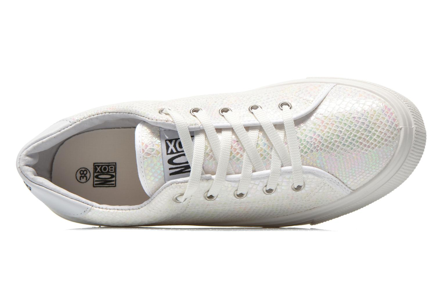 Sneakers No Box Alma Wit links