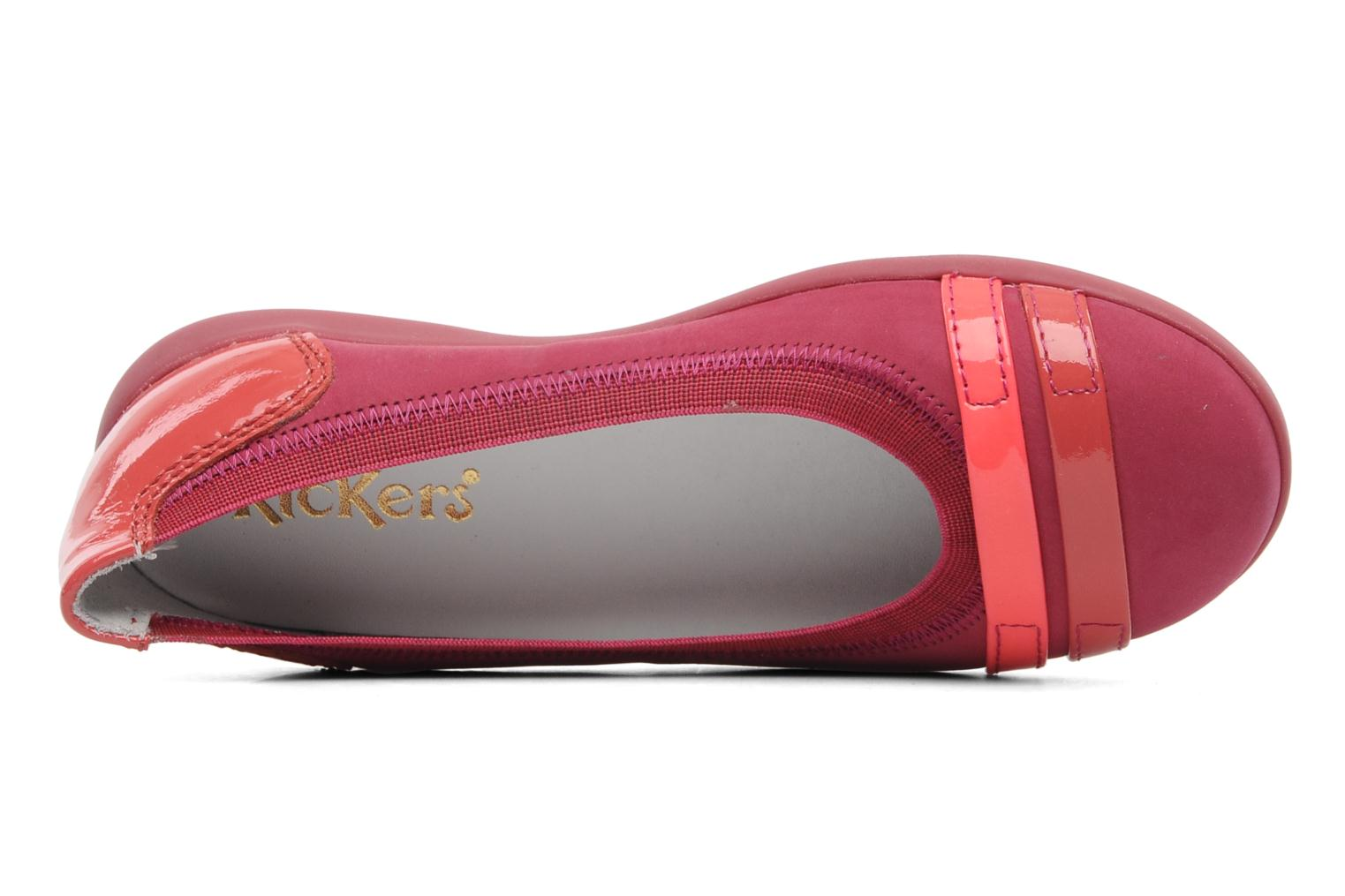 Ballerina's Kickers Amberi Roze links