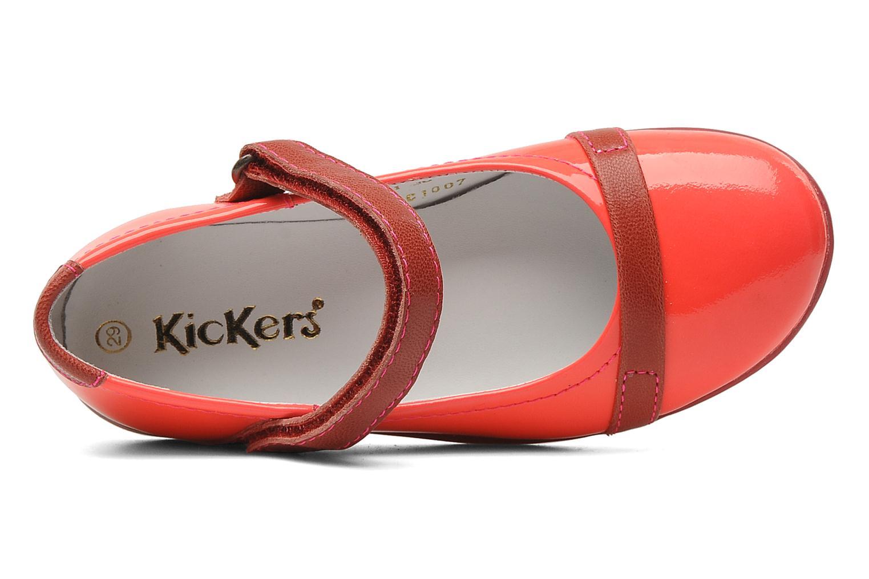 Ballerina's Kickers Arcadia Roze links
