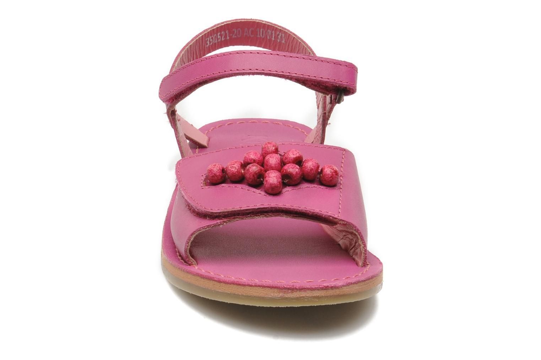 Sandalen Kickers Parma Roze model