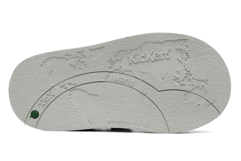 Sandalen Kickers Woazaki Bis Grijs boven