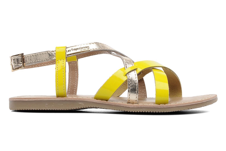 Sandalen Les Tropéziennes par M Belarbi Yogi E gold/bronze ansicht von hinten