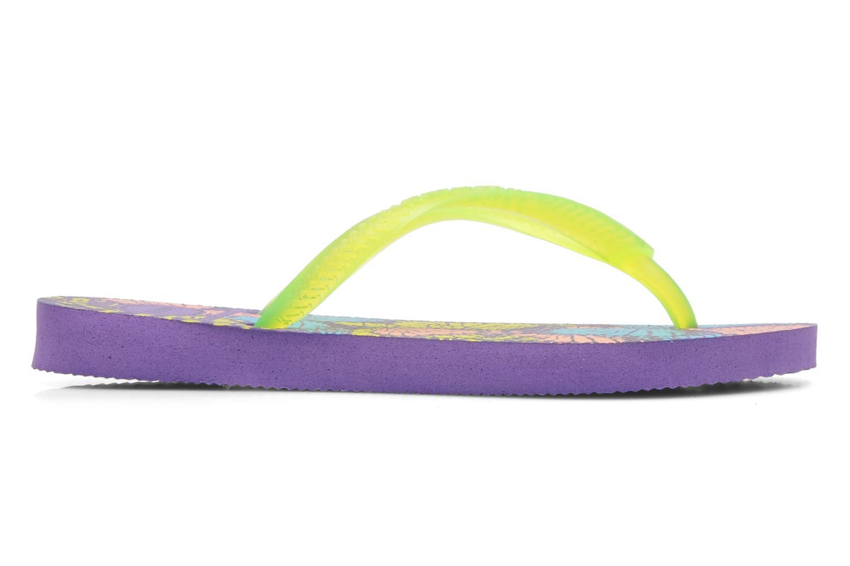 Chanclas Havaianas Kids Slim Fashion Multicolor vista lateral derecha
