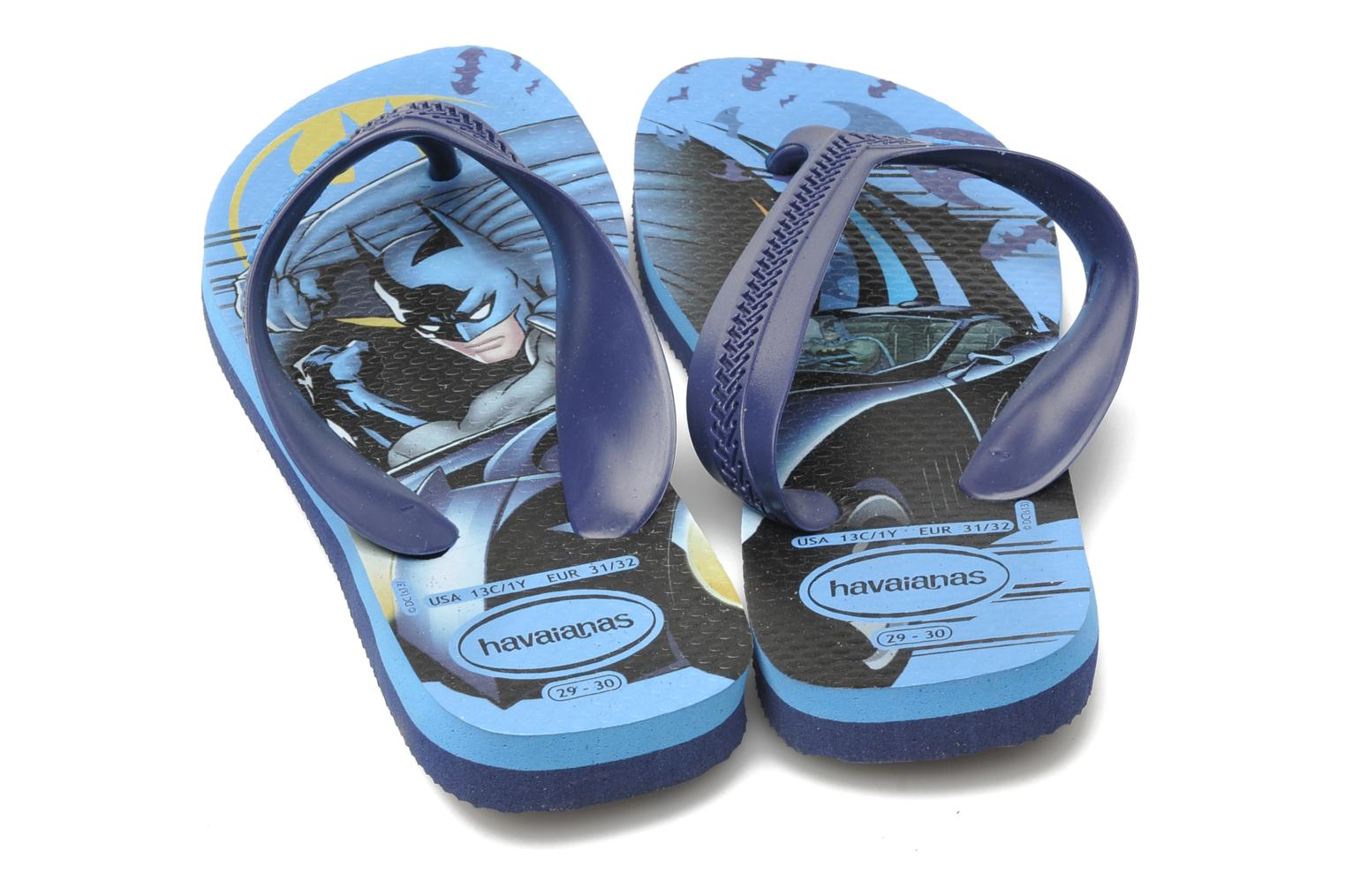 Kids Max Heroes Blue Navy