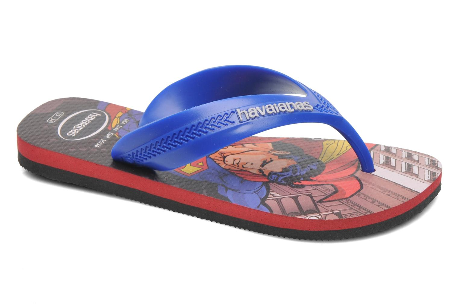 Tongs Havaianas Kids Max Heroes Multicolore vue détail/paire