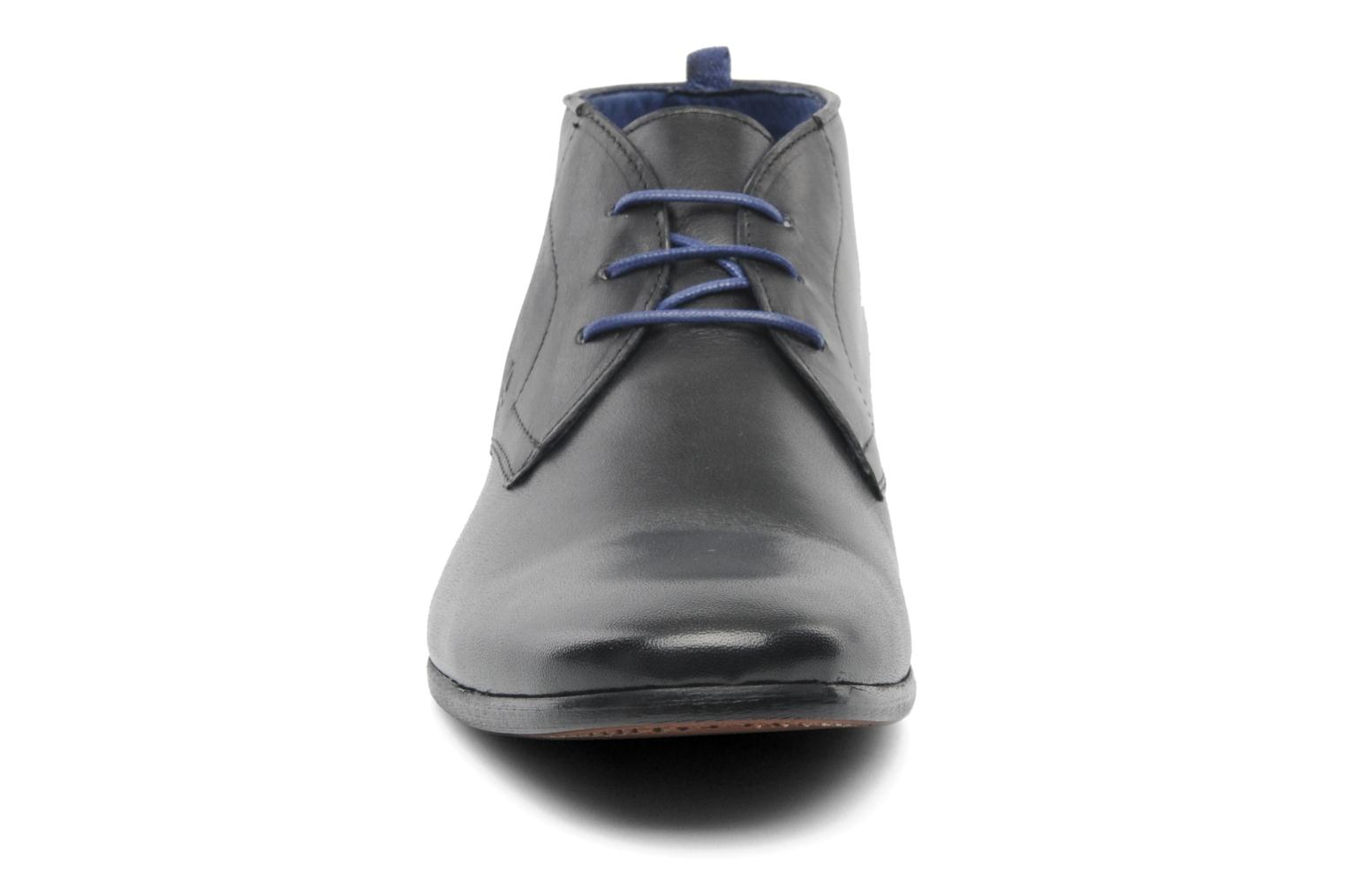 Lace-up shoes Azzaro Ison Black model view