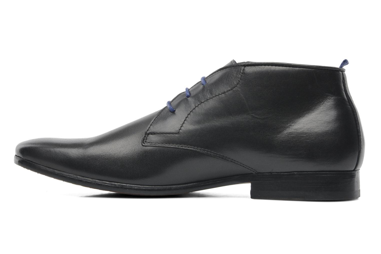 Chaussures à lacets Azzaro Ison Noir vue face