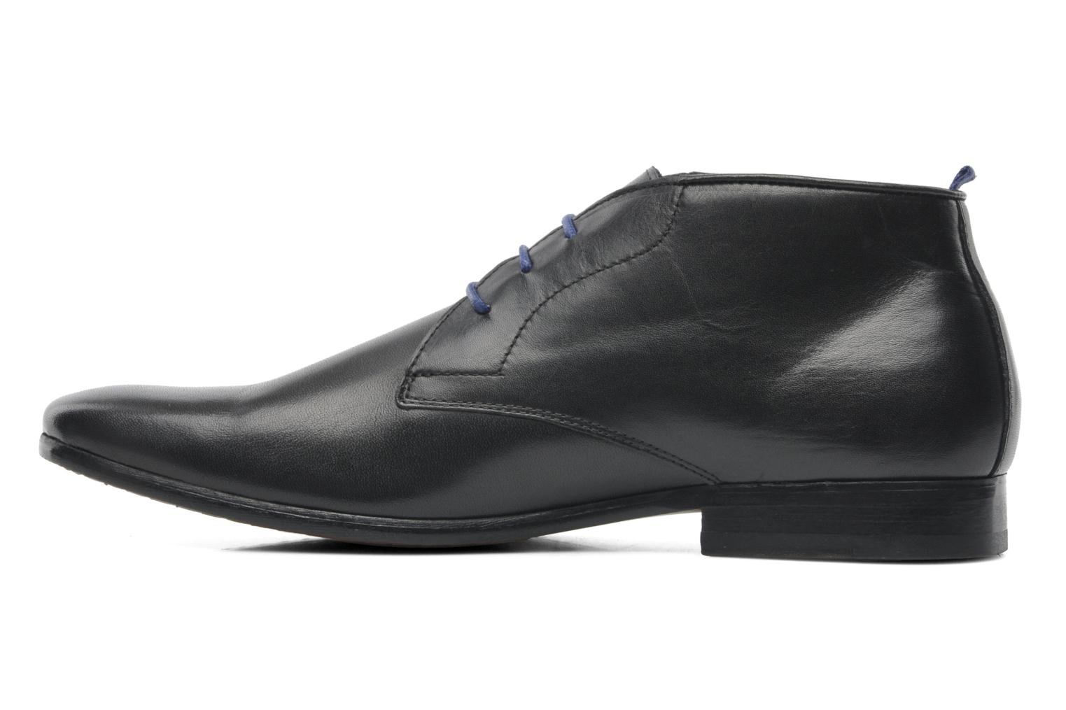 Lace-up shoes Azzaro Ison Black front view
