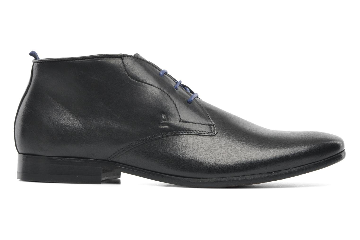 Lace-up shoes Azzaro Ison Black back view