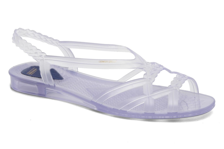 Sandales et nu-pieds Lemon Jelly Mint Incolore vue détail/paire