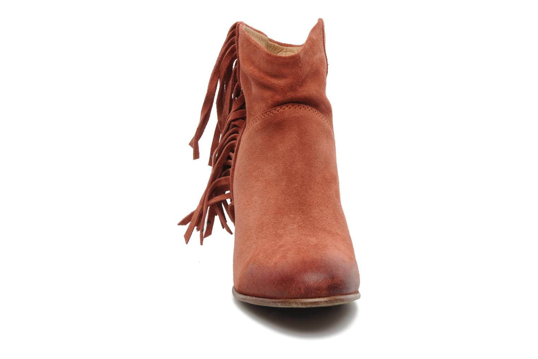 Stiefeletten & Boots Catarina Martins Capri LE2147 orange schuhe getragen