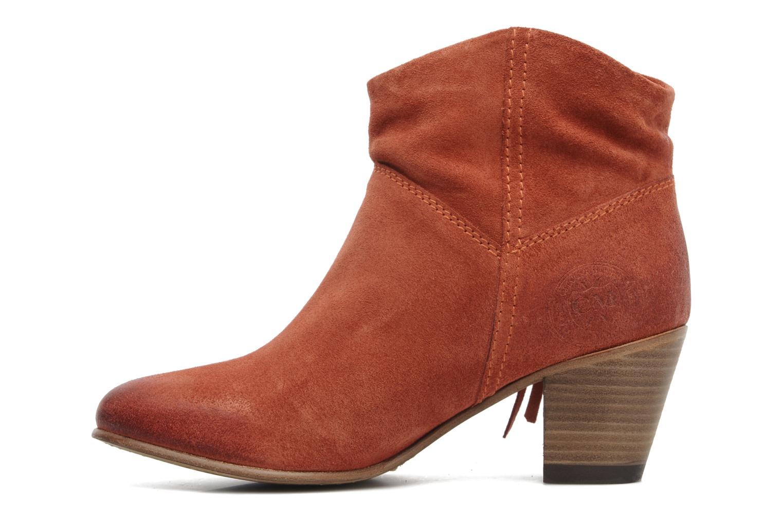 Bottines et boots Catarina Martins Capri LE2147 Orange vue face
