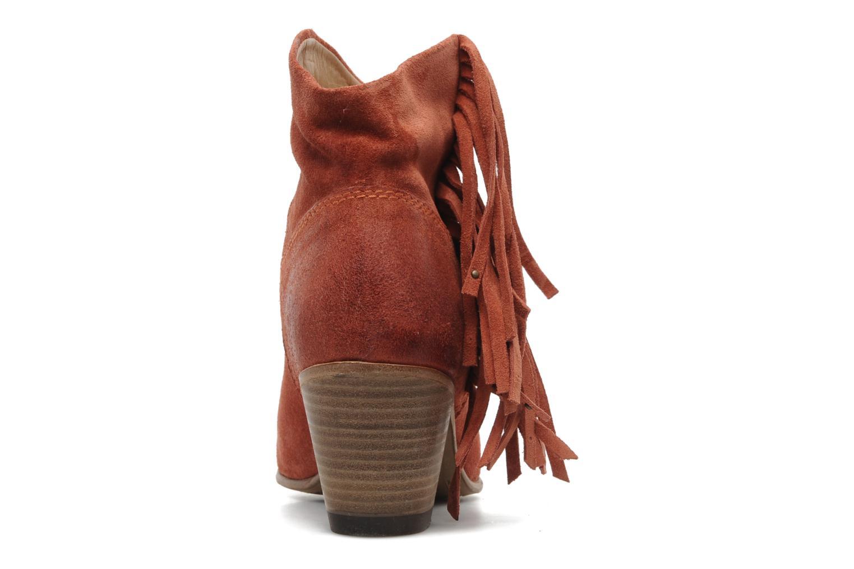 Stiefeletten & Boots Catarina Martins Capri LE2147 orange ansicht von rechts