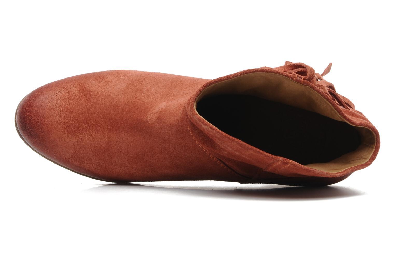 Stiefeletten & Boots Catarina Martins Capri LE2147 orange ansicht von links