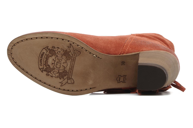 Stiefeletten & Boots Catarina Martins Capri LE2147 orange ansicht von oben