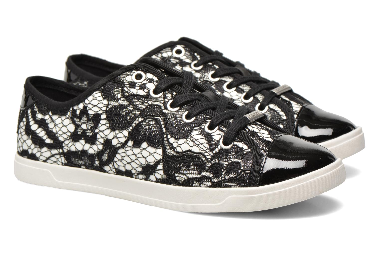 Sneakers DKNY Blair Svart 3/4 bild