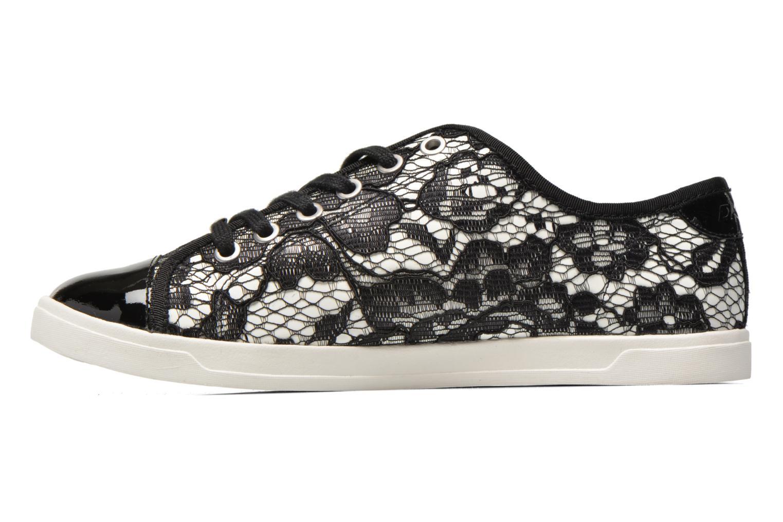 Sneaker DKNY Blair schwarz ansicht von vorne