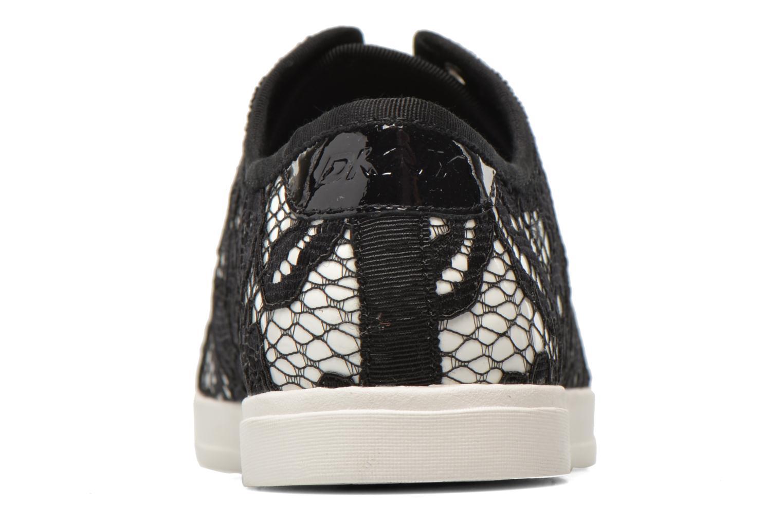 Sneaker DKNY Blair schwarz ansicht von rechts