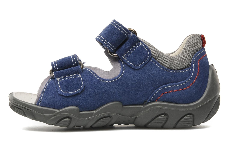Sandalen Superfit Digon Blauw voorkant
