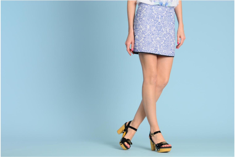 Sandales et nu-pieds Flogg Fantastic Rose vue bas / vue portée sac